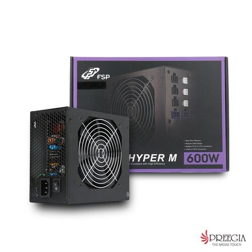 FSP  HYPER M 600W Modular 85+_이미지