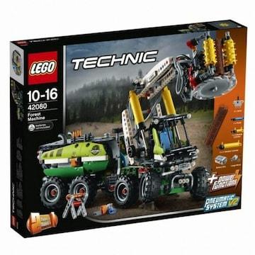 레고 테크닉 포레스트 머신 (42080)(정품)