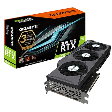 GIGABYTE 지포스 RTX 3080 EAGLE OC D6X 10GB 제이씨현_이미지