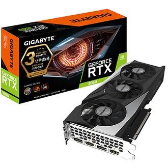 GIGABYTE 지포스 RTX 3060 Gaming OC D6 12GB 제이씨현_이미지