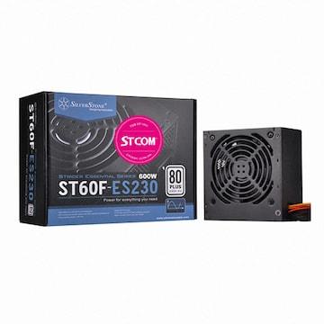 SilverStone Essential ST60F-ES230 600W 80PLUS STANDARD STCOM_이미지