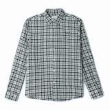 비욘드클로젯 ILP CHECK SUMMER 셔츠 (블랙)