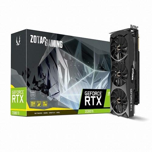 ZOTAC GAMING 지포스 RTX 2080 Ti D6 11GB TRIPLE_이미지