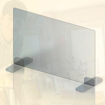 투명 아크릴 가림막 칸막이 2인용 대형_이미지