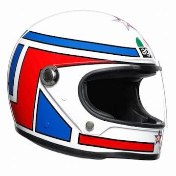 AGV SPORT X3000 럭키 헬멧