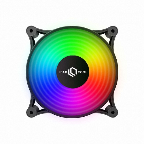 LEADCOOL 120 AUTO RGB (BLACK)