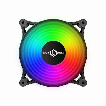 LEADCOOL 120 AUTO RGB BLACK (1PACK)