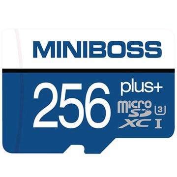 테라토닉 MINIBOSS micro SDXC CLASS10 UHS-I U3 PLUS(256GB)