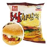 한맥식품 통살치킨벅 170g  (10개)