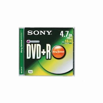 SONY DVD+R 4.7GB 16x 쥬얼 1장_이미지