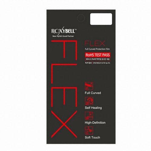 ROXYBELL LG V40 플렉스 우레탄 풀커버 액정보호필름 (액정 5매)_이미지