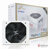 FSP Hydro G WHITE 650W