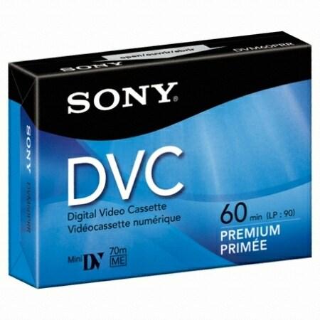 SONY DVM60PRR 미니 DV테이프 (10개)_이미지