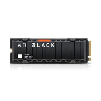 Western Digital WD BLACK SN850 히트싱크 M.2 NVMe (1TB)_이미지