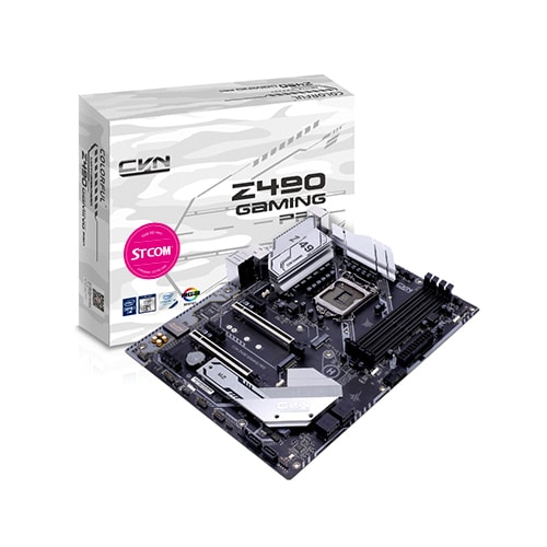 COLORFUL CVN Z490 GAMING PRO V20 STCOM_이미지