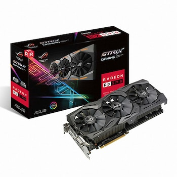 ASUS ROG STRIX 라데온 RX 590 GAMING D5 8GB
