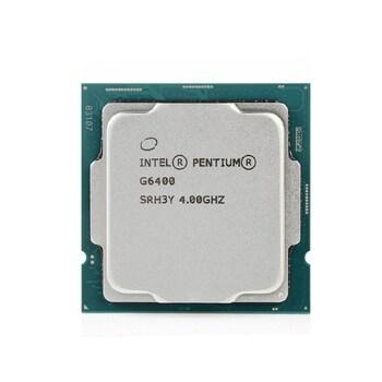 인텔 펜티엄 골드 G6400 (코멧레이크S) (벌크)