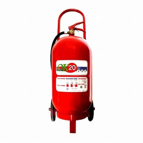 조경산업 OK 분말(ABC)소화기 (20kg)