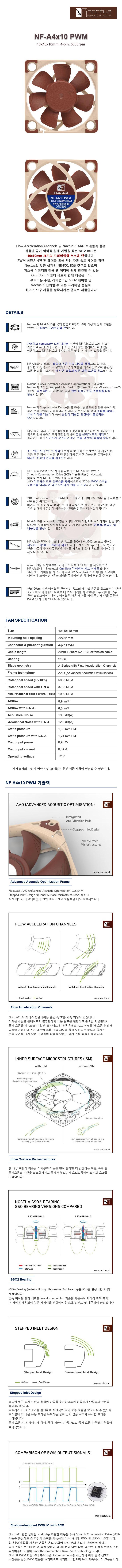 NOCTUA  NF-A4x10 PWM