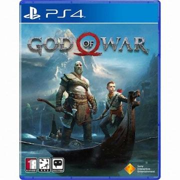산타모니카  갓 오브 워 (God of War) PS4 (한글판,일반판)