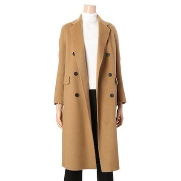 나이스클랍 루즈핏 버튼 코트