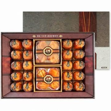 햇살가득 명품 장성 대봉 반건시 곶감 혼합 선물세트 4호 1.8kg(1개)