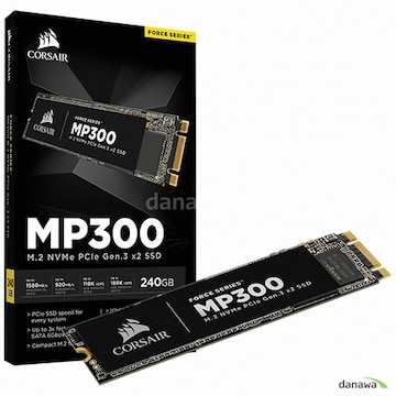 CORSAIR Force Series MP300 M.2 2280(240GB)