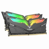TeamGroup T-Force DDR4 16G PC4-28800 CL18 Night Hawk RGB (8Gx2) 서린