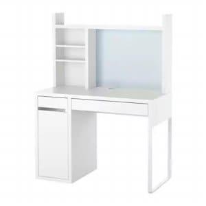 이케아  MICKE 워크스테이션 책상 (105x50cm)