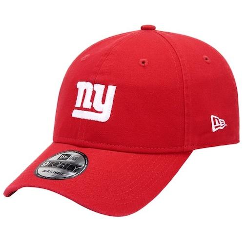 뉴에라 언스트럭쳐 NFL 팀 클래식 뉴욕 자이언츠 볼캡 12359515_이미지