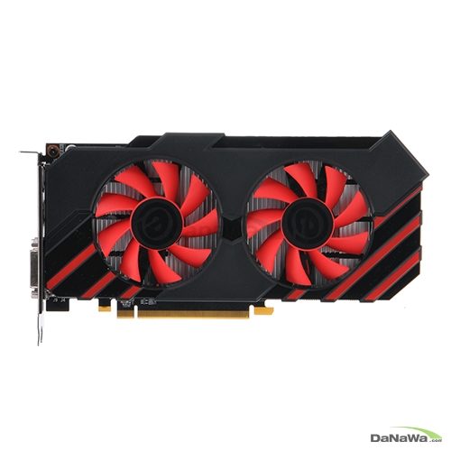 이엠텍 HV 지포스 GTX750 Ti OverClock Edition D5 2GB