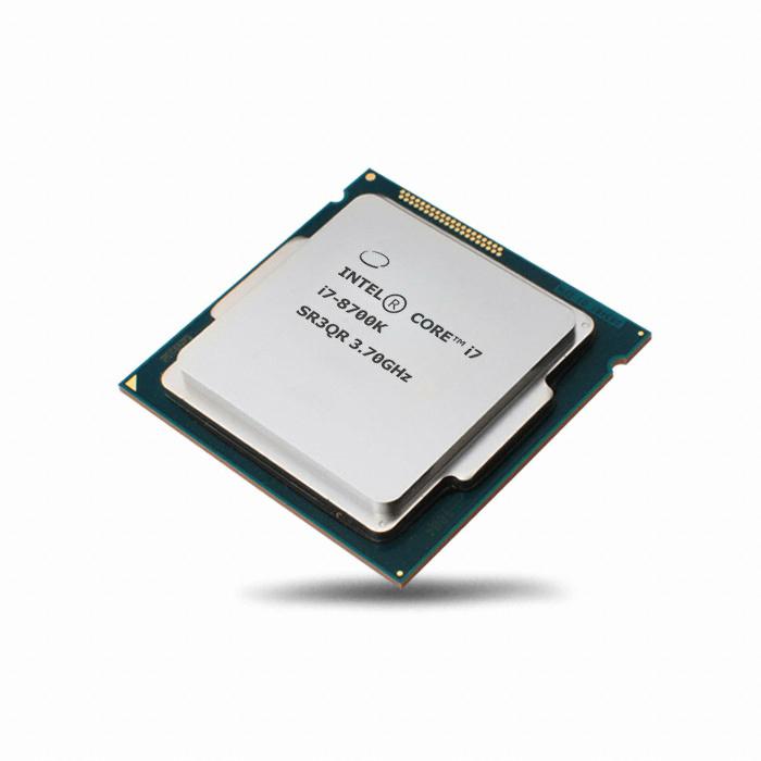 인텔 코어i7-8세대 8700K (커피레이크) (벌크 + 쿨러)