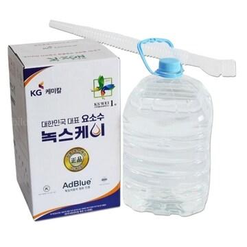KG케미칼 녹스-K 요소수 10L(1개)