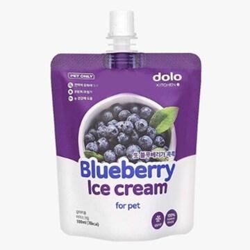 더식스데이 돌로박스 블루베리 아이스크림 100ml(1개)