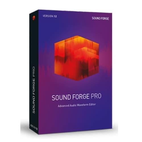 SONY Sound Forge Pro 12 기업용 (ESD)_이미지