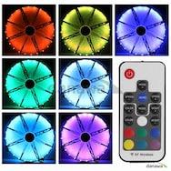 COOLERTEC MAGIC SHOW RCF-20020-RGB