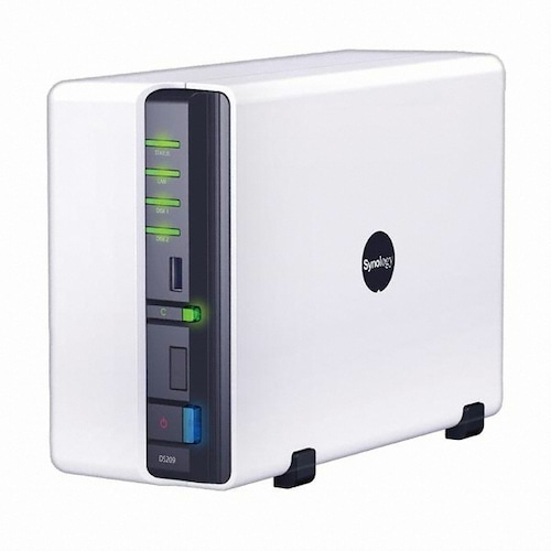 Synology  DS-209 (1TB)_이미지