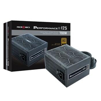 마이크로닉스 Performance II 125 700W 80PLUS GOLD