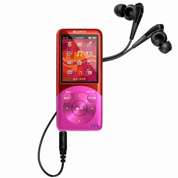 SONY Walkman NWZ-S750 Series NWZ-S754 8GB (리퍼비시)_이미지