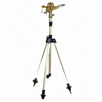 다농  스프링쿨러 헤드 DM-5 + 삼발입상 지주대 4000 세트 (16mm 호스용)