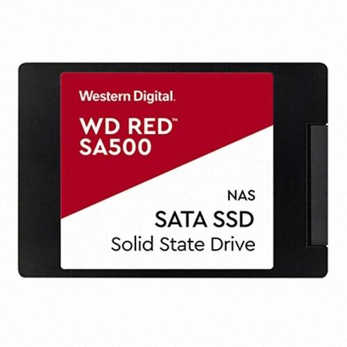 Western Digital WD Red SA500 SSD (500GB)_이미지