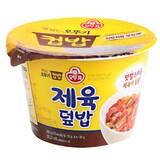 오뚜기 맛있는 오뚜기 컵밥 제육덮밥 280g  (1개)