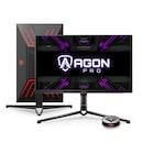 AGON 324UX UHD 144 프리싱크 HDR 400 무결점