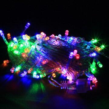 LED 트리전구 100구