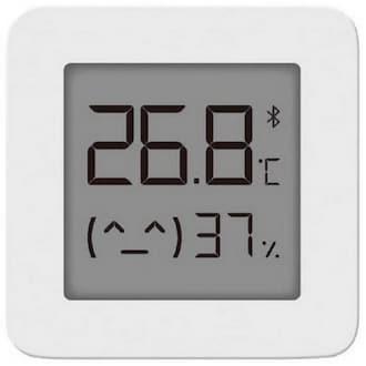 샤오미 미지아 2세대 LCD 블루투스 온습도계 (1개)_이미지
