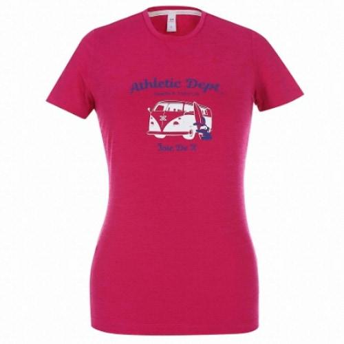 JDX골프  여성 그래픽 티셔츠 X3QMTSW82HP_이미지