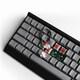 웨이코스 씽크웨이 CROAD K66 RGB 매크로 미니 기계식 키보드 (적축)_이미지