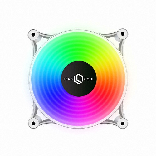LEADCOOL 120 AUTO RGB WHITE (1PACK)