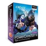 사이버링크 PowerDirector 18 Ultimate  (처음사용자용 한글)