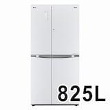 LG전자 825리터 매직스페이스 글라스 냉장고 초특가!